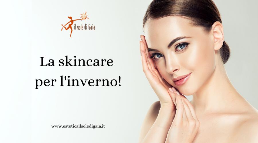 Skincare invernale!